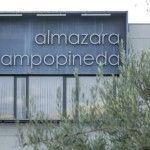 Fachada Almazara Aceite de Oliva Campopineda