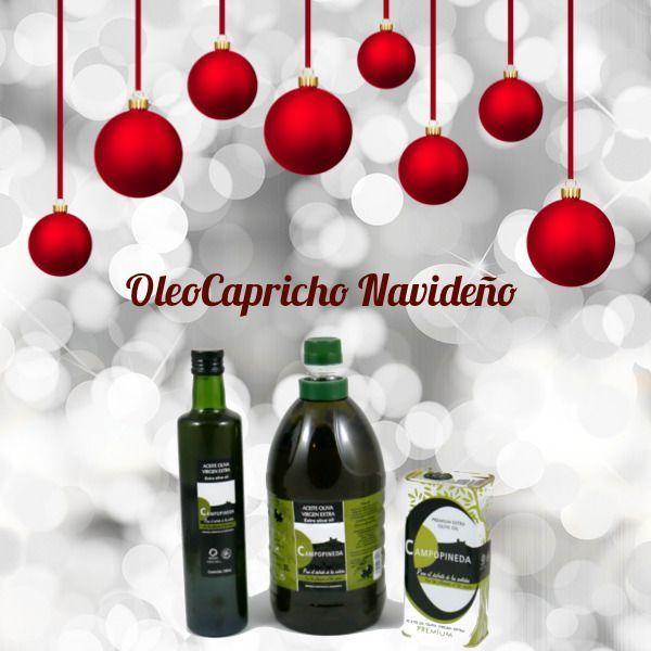 OleoCapricho Navidad Campopineda