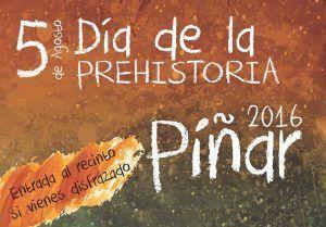 Fiesta Prehistoria Troglodita Piñar 2016