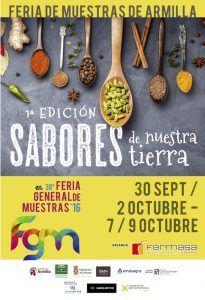 1ª Edición Feria Sabores de Nuestra Tierra